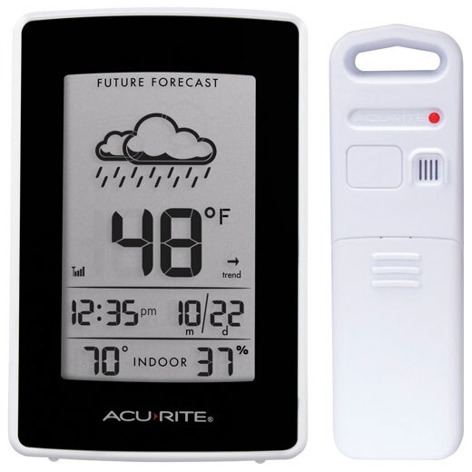 Weather Centers & Thermometers