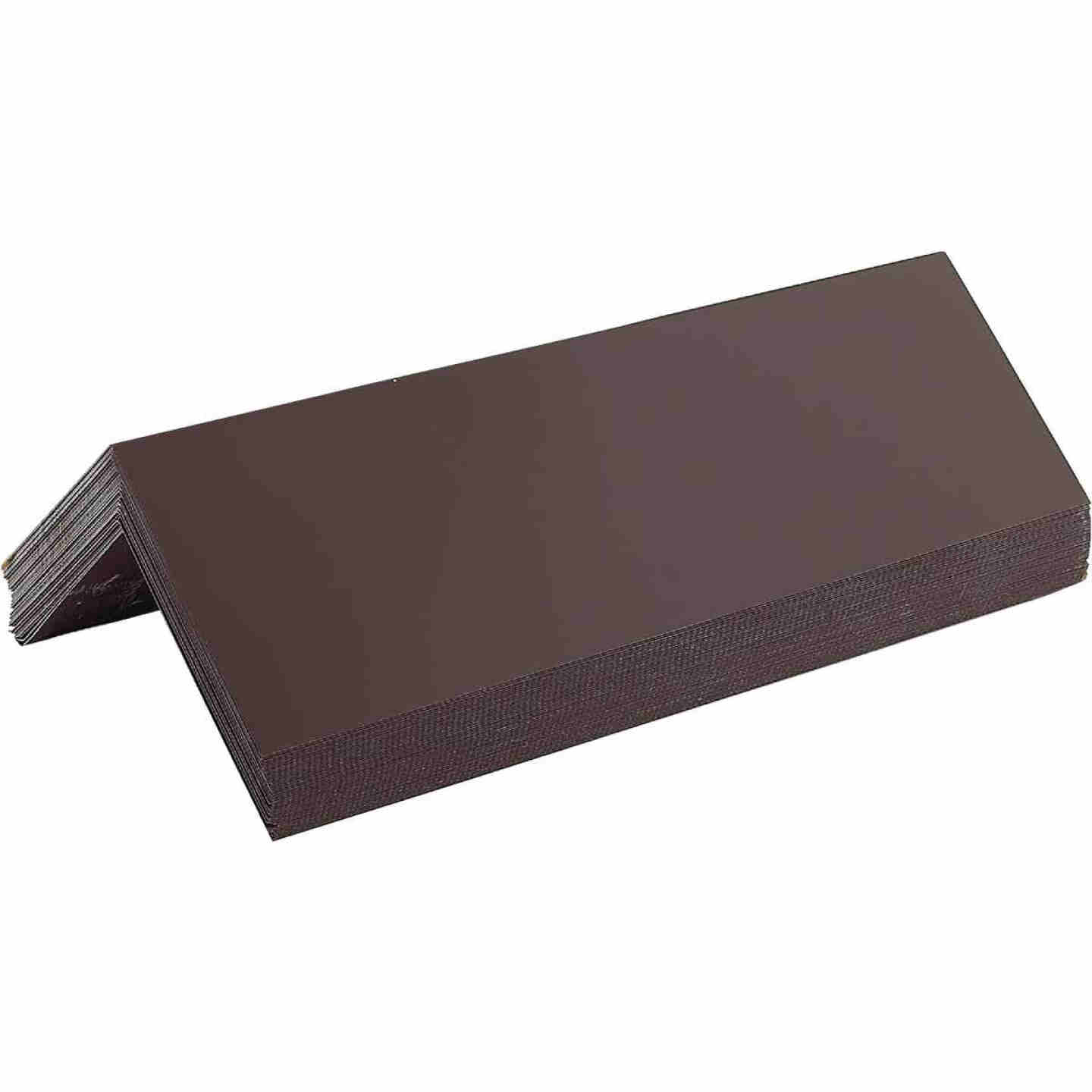 NorWesco 4 In. x 12 In. Galvanized Pre-Bent Step Flashing Shingle Image 1