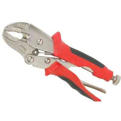 Do it Best 7 In. Curved Jaw Locking Pliers