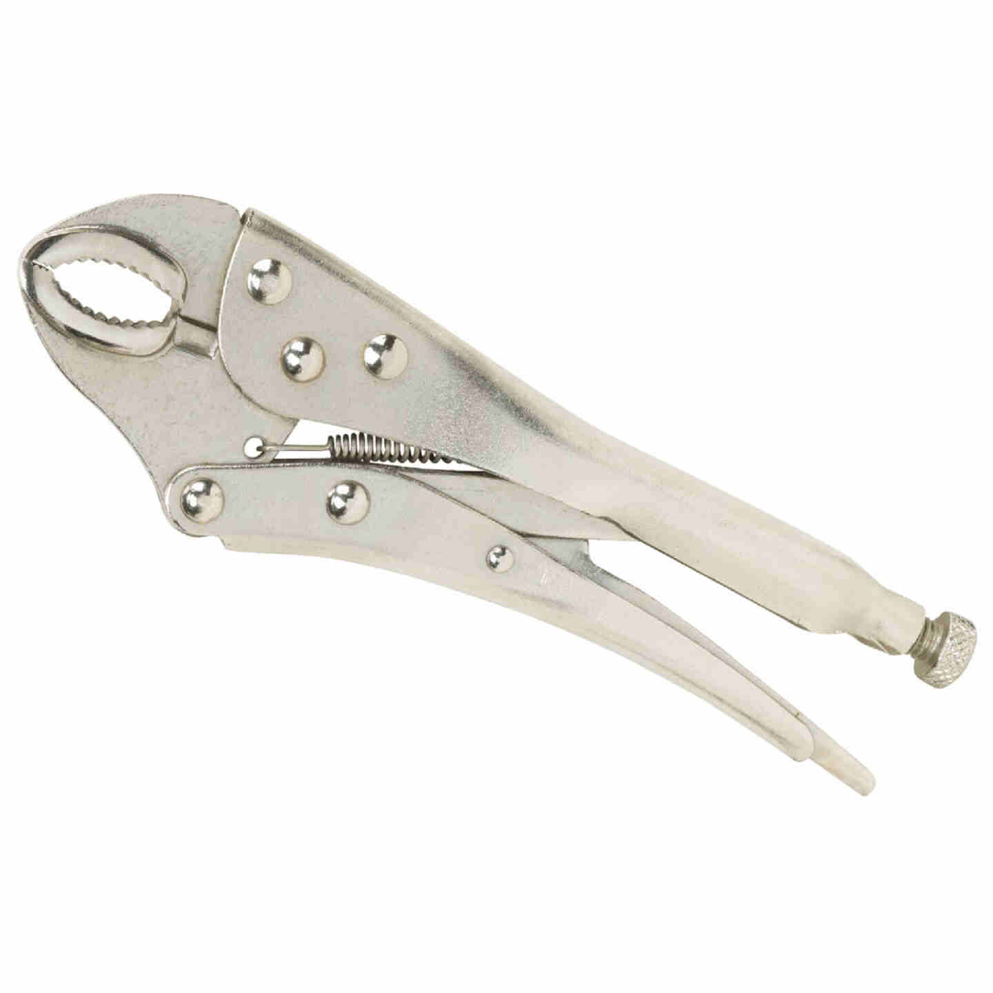 Do it 7 In. Curved Jaw Locking Pliers Image 1