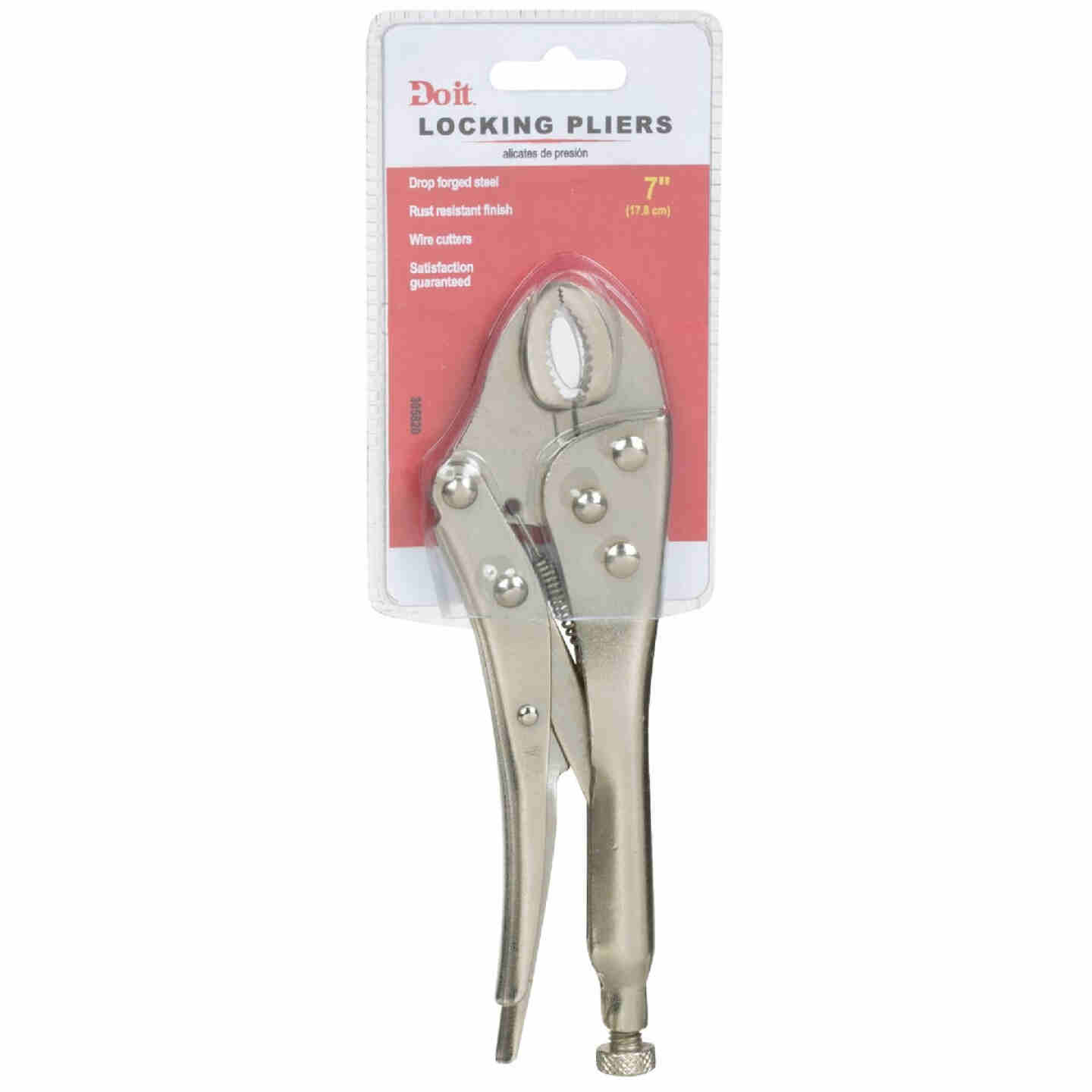 Do it 7 In. Curved Jaw Locking Pliers Image 2