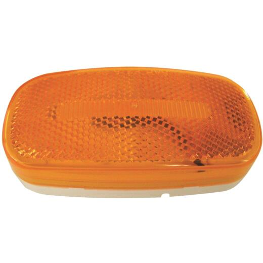 Peterson Oval Red Clearance Light