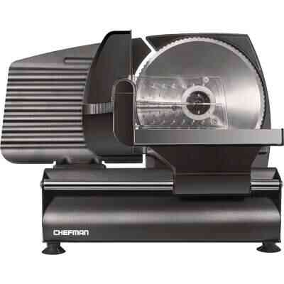Chefman Die-Cast Electric Deli/Food Slicer